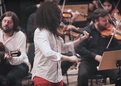Ricardo Herz Trio e Orquestra Municipal de Jundiaí | Ladeira da Pilha